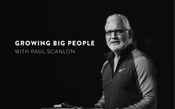 Growing Big People Podcast | Paul Scanlon